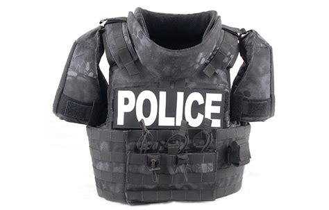 12 Top Bulletproof Body Armor For Leos And Military