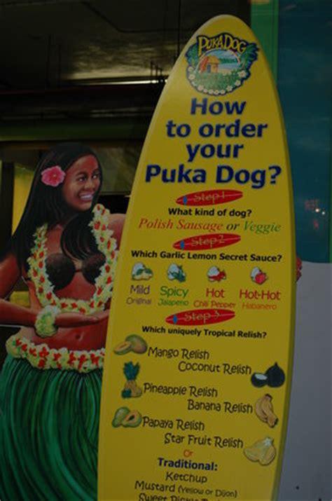 hula dog hawaiian style hot dogs honolulu menu prices