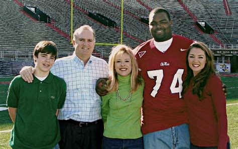 panthers tackle michael oher claims  blind side film