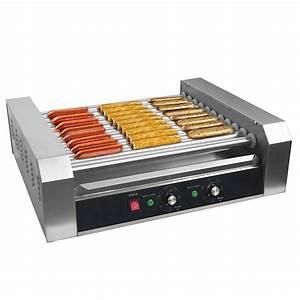 Hot Dog Machen : clevr commercial hot dog machine 11 roller and 30 hotdog grill cooker warmer ~ Markanthonyermac.com Haus und Dekorationen