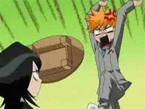 bleach, funny, moments