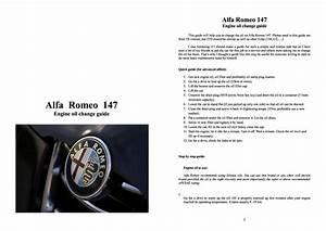 Alfa Romeo 147 Workshop Manual Various Guides Pdf  18 7 Mb