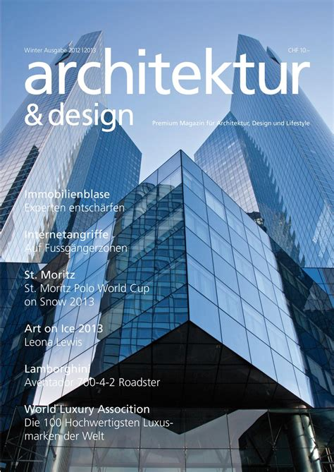 issuu neues architektur magazin by new time design scherrer grasso - Architektur Magazin