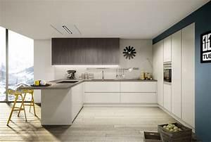 Cucina Brera di Berloni Prodotto arredamento Bassi Design Piacenza