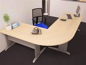 Bureau D Angle Professionnel : bureau d 39 angle corporate pratique ~ Teatrodelosmanantiales.com Idées de Décoration