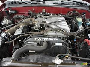 1998 Toyota 4runner Sr5 4x4 3 4 Liter Dohc 24