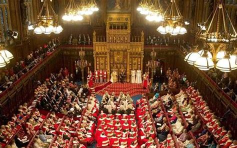 Conflict In Britain Over House Of Lords Reform Across