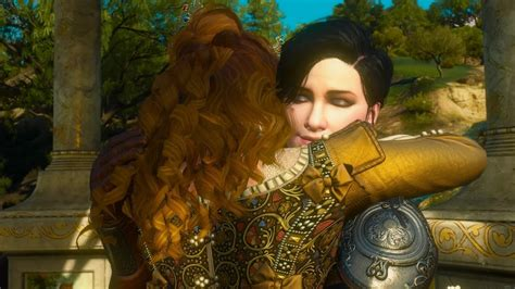 The Witcher 3 Duchess Anna And Syanna Lives Blood And