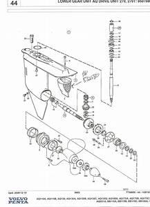 Volvo Penta 270 Wiring Diagram