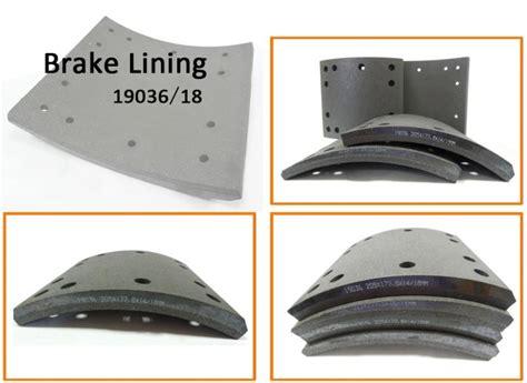 china  asbestos brake lining cross reference