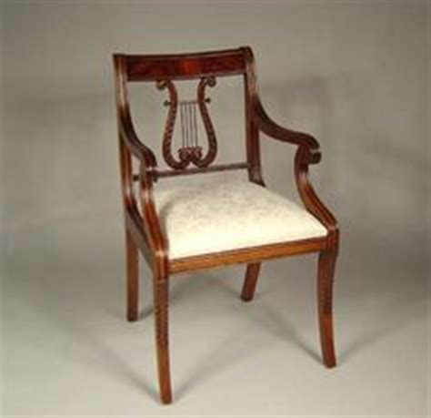 1000 images about lyre back chairs on pinterest duncan