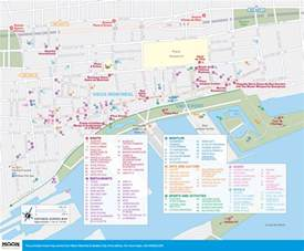 Montreal Quebec City Map