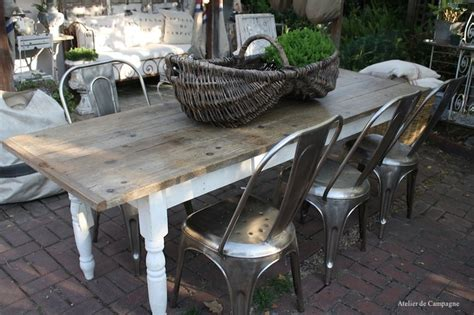 farmhouse patio table farmhouse patio table farmhouse table on patio outdoor