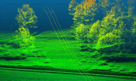 lidar scanning aerial laser scanning  drone