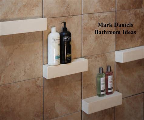 Badezimmer Fliesen Regal by Bathroom Remodeling Design Ideas Tile Shower Shelves