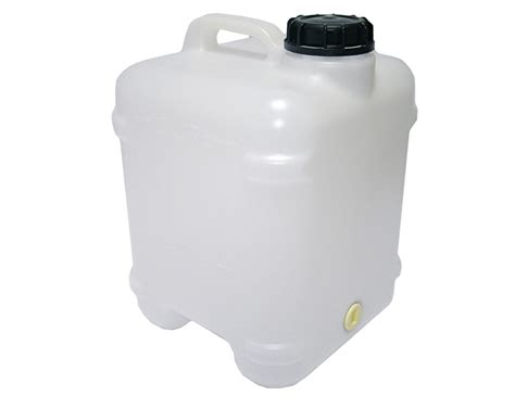Safe Water Storage Containers