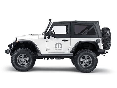 2015 Jeep Wrangler Dark Side Concept Jk Suv 4x4 Mopar