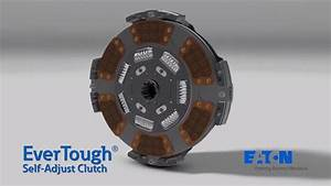 Evertough Self-adjust Clutch Animation - Clutch