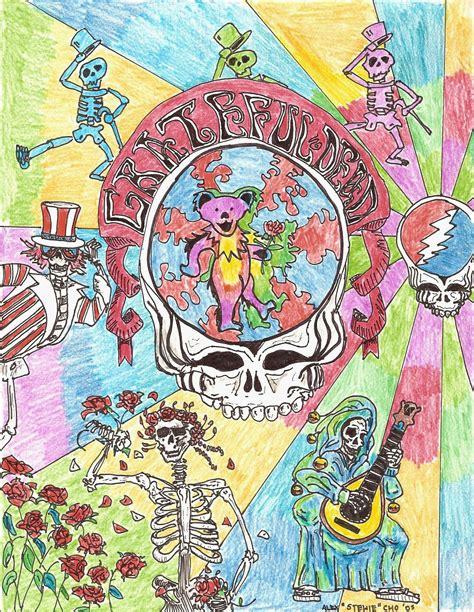 Grateful Dead Background Grateful Dead Background 55 Images