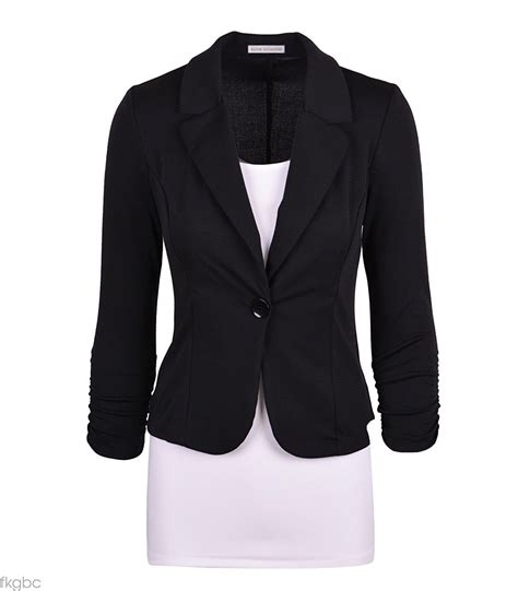 collar longsleeve fashionable blazers a choice acetshirt