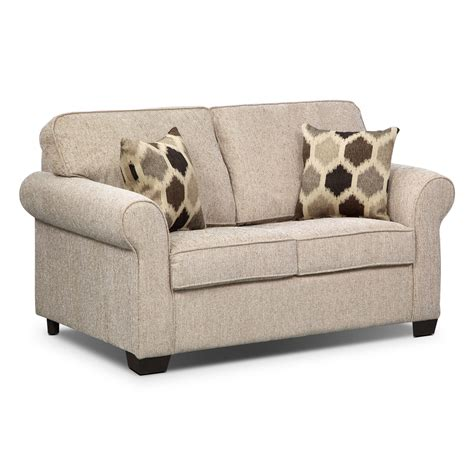 Loveseat Size Sleeper Sofa by Sofa Sleeper Chair Davis Leather Sleeper Sofa