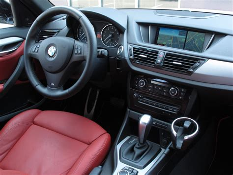 bmw red interior bmw x1 red interior www pixshark com images galleries