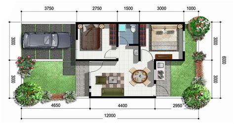denah rumah sederhana terbaru  terindah oliswel