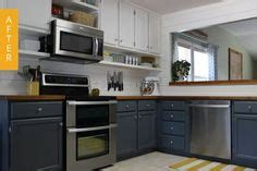 hanging cabinet kitchen farmhouse kitchen on a budget the reveal budget 1558