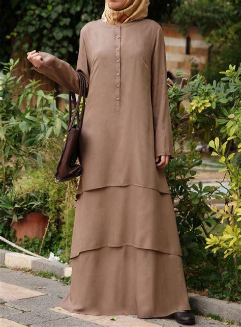 modal layered abaya abayas  jilbabs abaya fashion