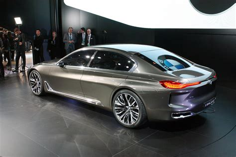 2014 Bmw Vision Future Luxury Concept Wallpapers9