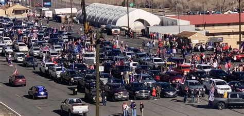 BREAKING: A Few Thousand Trump Supporters Also Have Cars ...