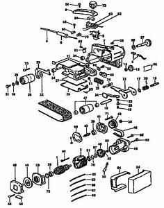 Dewalt Dw431 Power Sander Parts
