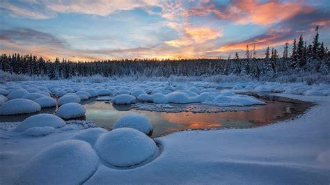 Yukon Clouds Bing Wallpaper Download