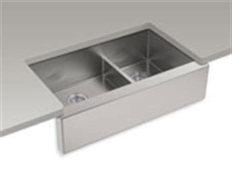 Kohler Strive Apron Sink by Kohler Canada Strive 174 Self Trimming 174 Apron Front Sinks