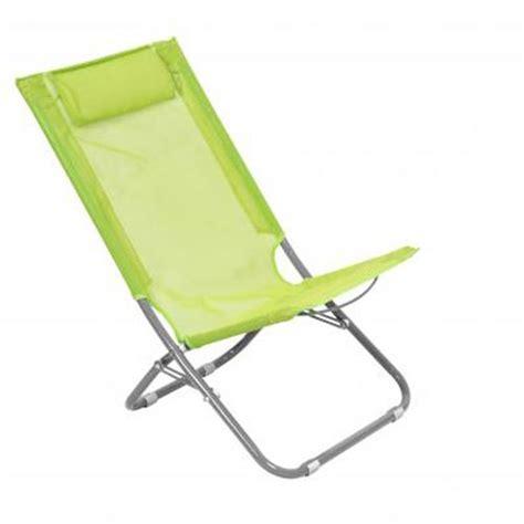 chaise pliante plage chaise de plage pliante caparica helsinki vert achat