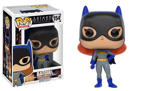Upper Deck Customer Service by Batgirl Quot Batman The Animated Series Quot Funko Pop