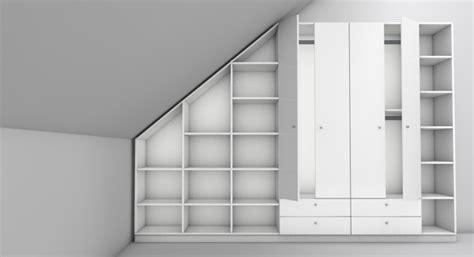 Schränke Für Schräge Wände by Schrank Unter Dachschr 228 Ge Jetzt Konfigurieren Deinschrank De