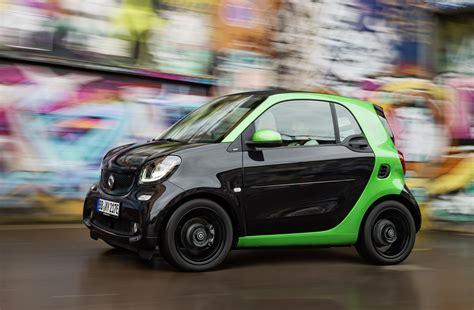 Smart Electric Drive Has A Little Renaultnissan Underneath