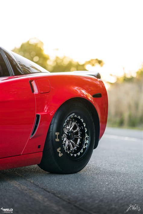 chevrolet   corvette weld  series front runner