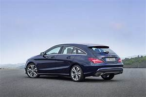 Mercedes Benz Cla 180 Shooting Brake : mercedes cla et cla shooting brake 2016 les photos du ~ Jslefanu.com Haus und Dekorationen