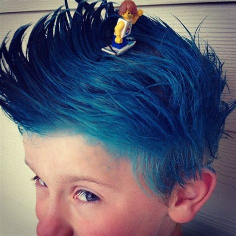 Ideas For Crazy Hair Day At School For Girls And Boys