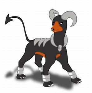 Pokemon Female Houndoom Images   Pokemon Images