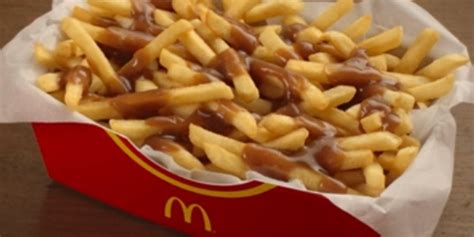 maccas  give   loaded fries   sydney suburb   weekend