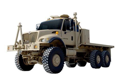 Navistar Defense Lands $18.8M Contract for Medium Tactical