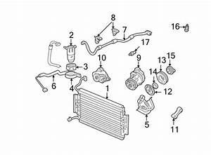 Chevrolet Malibu A  C Condenser  Condenser Assembly  Air