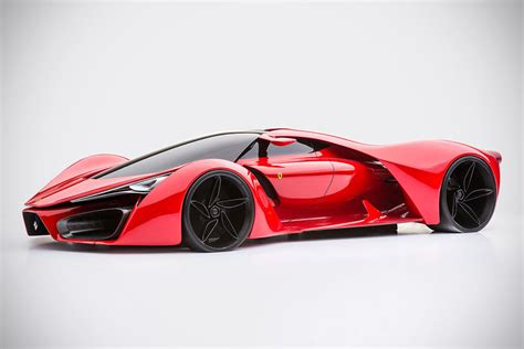 ferrari supercar ferrari f80 supercar a stunningly beautiful concept that
