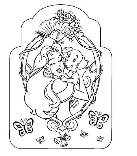 Kleurplaat Elsa Hondje by Sissi 2 Disegni Per Bambini Da Colorare