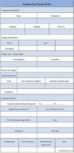 engineering change template pictures to pin on pinterest With engineering change order template