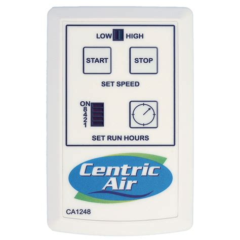 whole house fan cost wireless two speed remote control with timer centricair