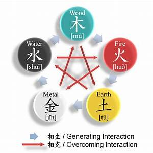 The Five Element System